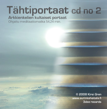Tahtiportaat cd 2